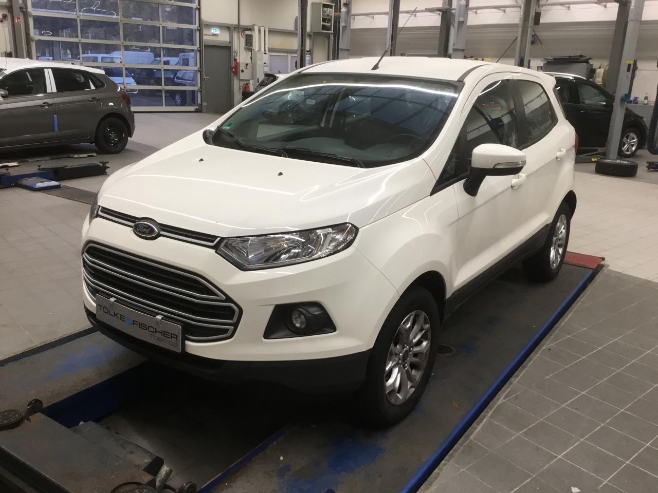 Ford EcoSport Trend, 42511