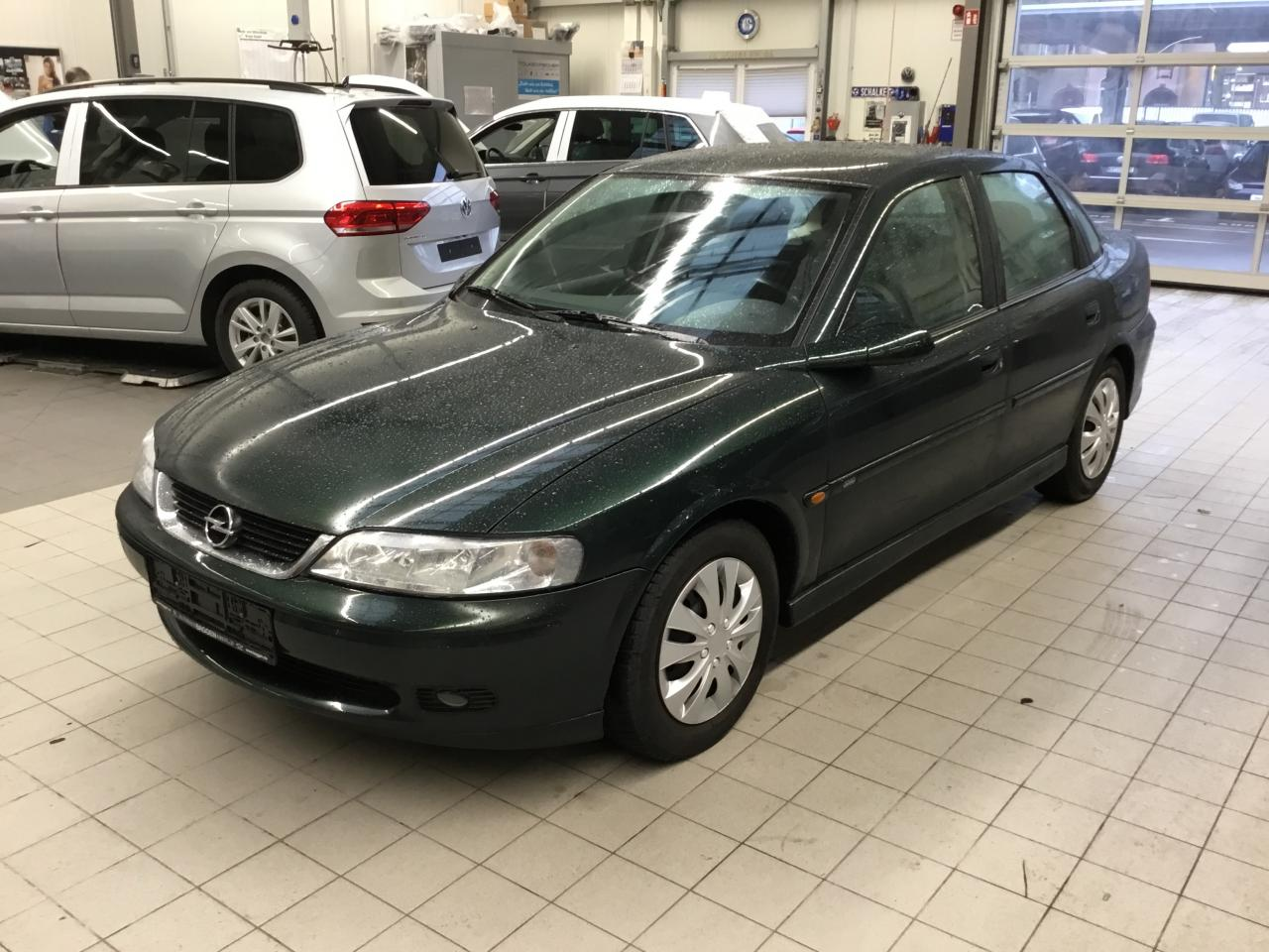 Opel Vectra B Lim. Edition 2000, 41881